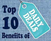 benefits of daily deals