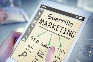 Why Use Guerrilla Marketing In Your Business?