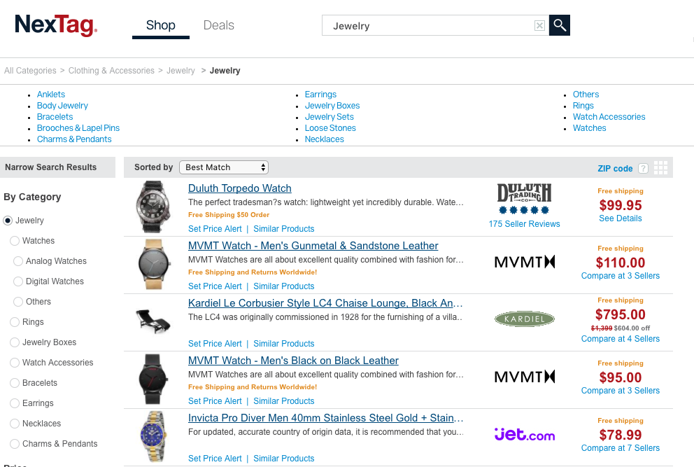 Best Comparison Shopping Engines for Ecommerce - GetSocio Blog